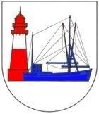 Wappen der Stadt Büsum